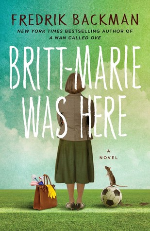 Cover of Britt-Marie Was Here