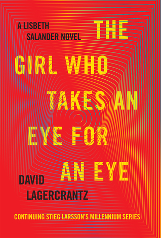 Cover of Girl Who Takes an Eye for an Eye