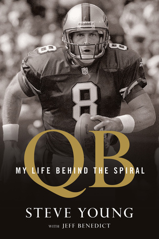Cover of QB: My Life Behind the Spiral
