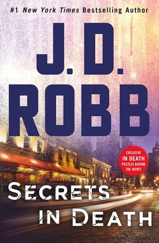 Cover of Secrets in Death