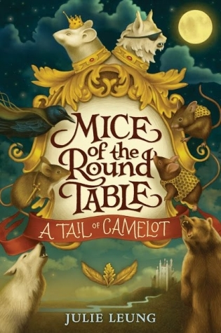 Cover of A Tail of Camelot