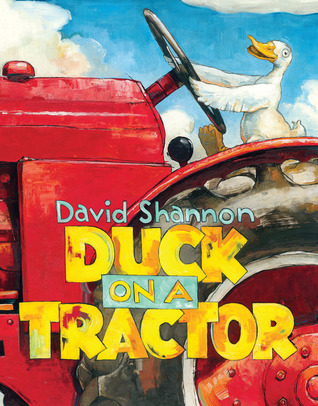 Cover of Duck on a Tractor