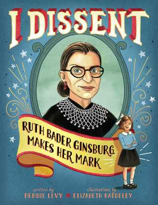 Cover of I Dissent