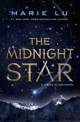 Cover of The Midnight Star