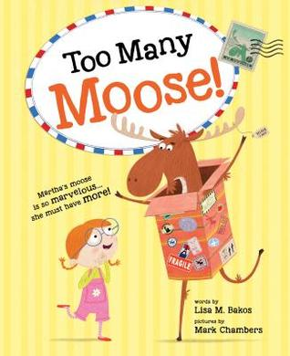 Cover of Too Many Moose!