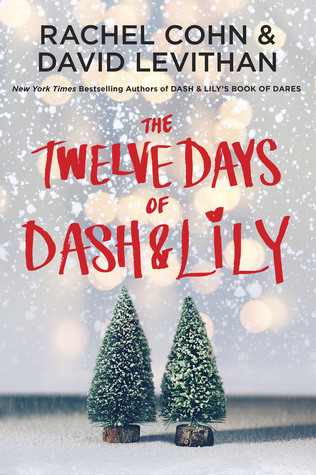 Cover of Twelve Days of Dash & Lily
