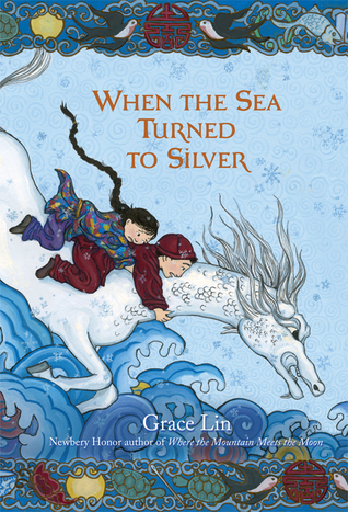 Cover of When the Sea Turned to Silver