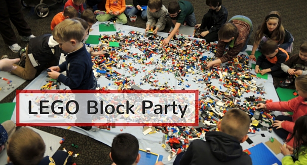 LEGO Block Party Banner - 606x325