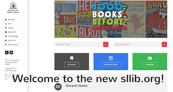 Welcome to the new sllib.org!