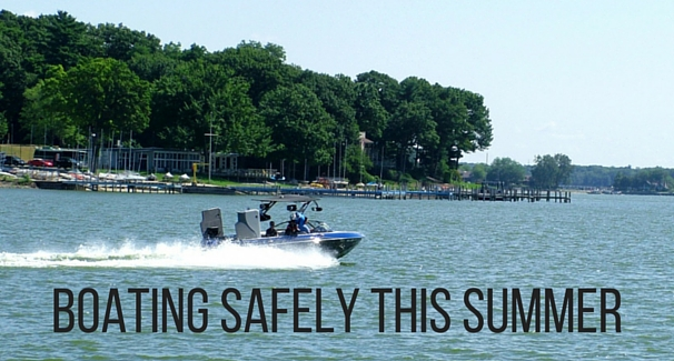 Thinking about Boater Safety