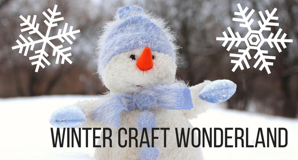 Explore a Winter Craft Wonderland!
