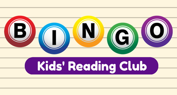 Kids' Spring Reading Club
