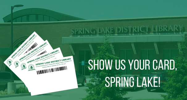Time to Play Your Card, Spring Lake!