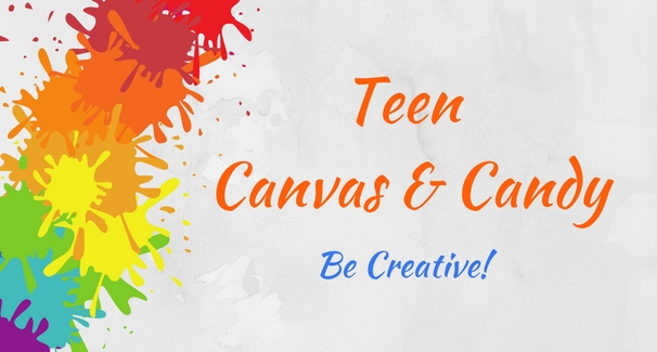Teen Canvas & Candy