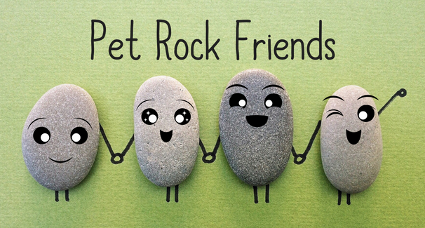 Make a Friend: Pet Rocks
