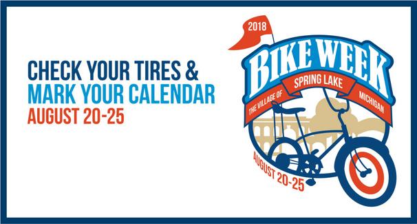 Bike Week Website