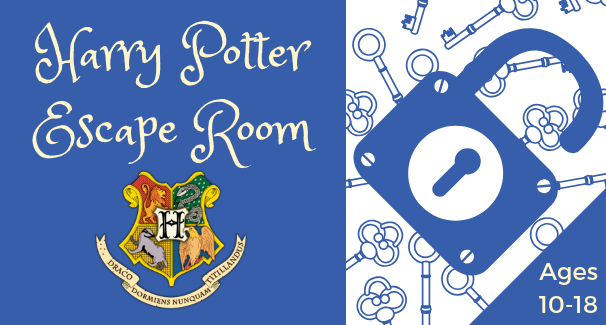 Harry Potter Escape Room Challenge