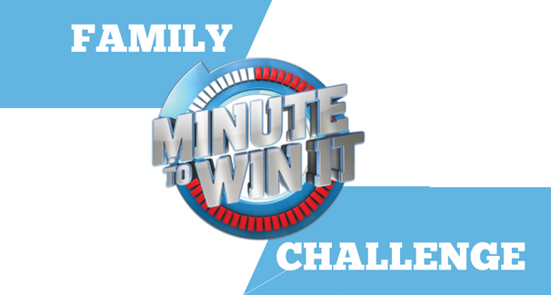 Family Minute to Win It