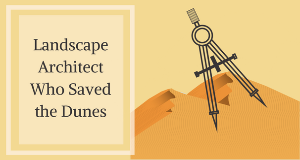 Landscape Architect Who Saved the Dunes