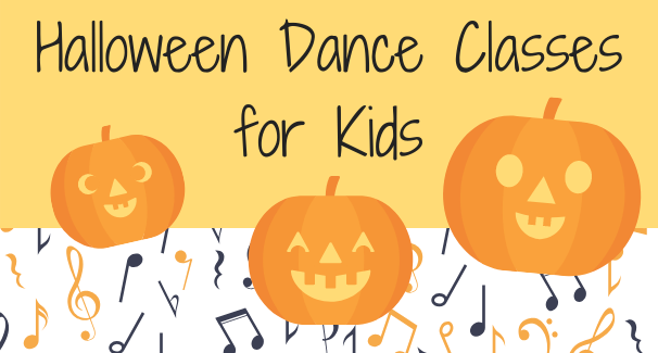 Halloween Dance Classes for Kids