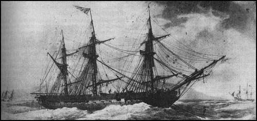 Story of the Slave Ship Zong