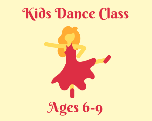 Kids Dance Class