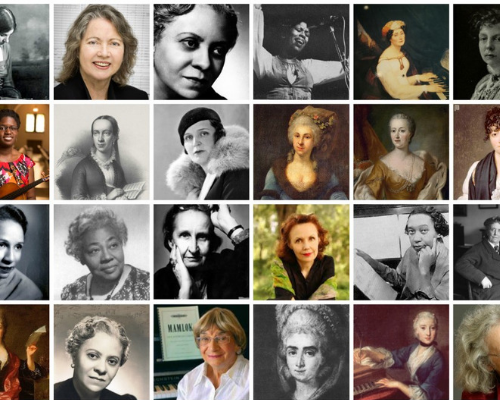 Women Composers Throughout History