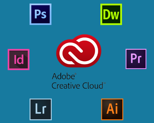 Adobe Creative Cloud Suite Now at the Library!