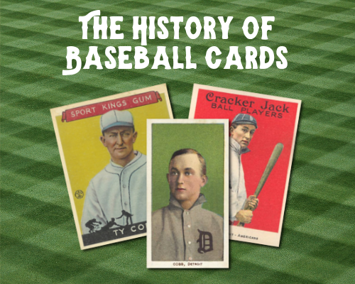 The History Of Baseball Cards Spring Lake District Library