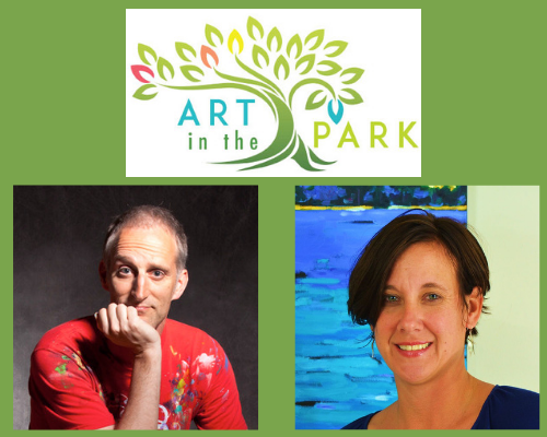 Art in the Park Muralists