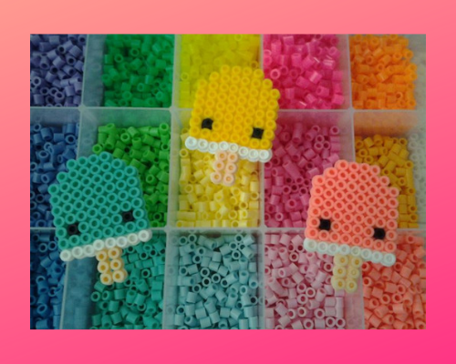 Full STEAM Ahead: Perler Beads
