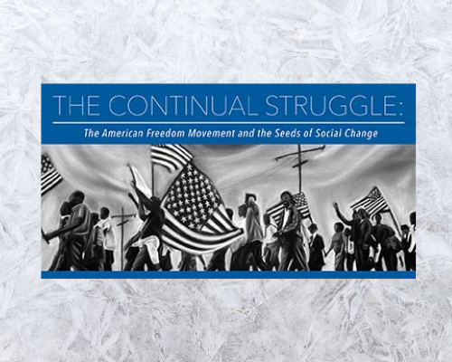Continual Struggle: Preview of Brian Washington's Art Exhibit at Gerald R. Ford Museum